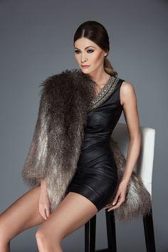 Studio stuff Photographer: Alexandru Rosieanu Model: Andra Popa Styling: Stephan Pelger Hair: Camelia Negrea Mua: Traviata Paduraru