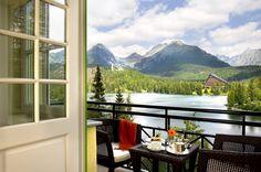 Kempinski Hotel High Tatras Strba - Strbske Pleso, Slovakia by Fivestar Aliance