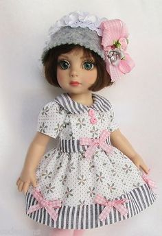 """OOAK Patsy's Pretty Party for 10"""" Ann Estelle etc Made by Ssdesigns 