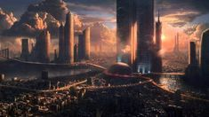 Image result for mars city