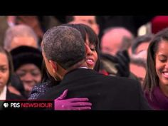 President Barack Obama was given the Oath of Office by Chief Justice John G. Roberts on Sunday which officially started his 2nd term as President of the United States, but the public ceremony took place Monday, Jan 21, 2013.