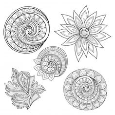 New life is breaking through. Spring is coming so be sure to get this fantastic Spring elements coloring page for your next coloring session.