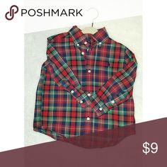 Ralph Lauren Kids Button Down Shirt Price is Firm  Good Condition Ralph Lauren Shirts & Tops Button Down Shirts