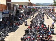 Tips for visiting Sturgis Motorcycle Rally on a budget