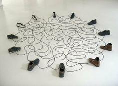 As criativas instalações de arte de Şakir Gökçebağ - [Estou sem criatividade para bolar um título bacana]