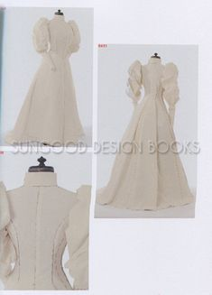 Draping art and craftsmanship in fashion design 5
