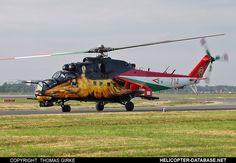 Mi-24V Hungarian Air Force