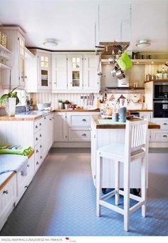 Jak urządzić funkcjonalną kuchnię – kilka żelaznych zasad - Dom