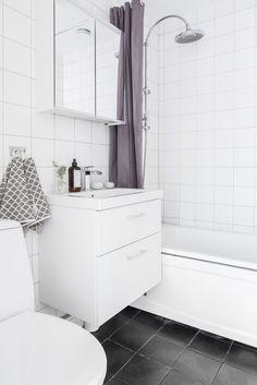 Atunci când pânza pe care lucrează designerul de interior este albă, fiecare pată de culoare va aduce dinamism și o delicatețe aparte...