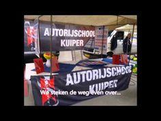 Demodagen 2015 bij Hoogstra Autoschadespecialist en Veenma Mechanisatiebedrijf.