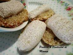 La Pulce e il Topo :: Discussione: OSSA DI MORTO biscotti tipici siciliani (1/1)
