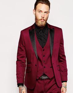Red+Eleven+Tux+Suit+Jacket