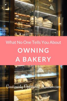 What No One Tells You About Owning a Bakery Storefront - Cautiously Optimistic Kitchen Most every baker dreams of having a storefront. Read more to find out what no one tells you about owning a bakery storefront. Bakery Business Plan, Baking Business, Cake Business, Business Logo, Business Planning, Business Marketing, Content Marketing, Business Ideas, Internet Marketing