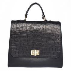 Veruska stylish Italian leather satchel on sale now  free shipping within Australia