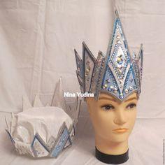 Headdress, Headpiece, Samba Costume, Yoruba, Diy Hat, Decor Crafts, Art Dolls, Crafts For Kids, Cosplay