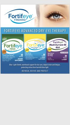3e85b3ade04 Advanced dry eye therapy coming very soon. Nutritional support for dry eyes
