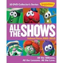 VeggieTales: All the Shows: Volume Three 2005 - 2010