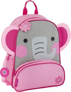 4d44debbe562 Children s Elephant Backpack - take a look at our gorgeous elephant backpack  by Stephen Joseph. Perfectly spacious