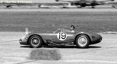RSC Photo Gallery - Sebring 12 Hours 1957 - Maserati 450S no.19 - Racing Sports Cars
