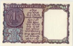 Very rare one rupee note . it has a value of 25000 in antique market .
