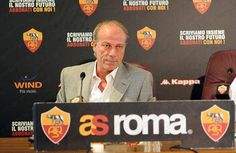 You will never win a staring game with this man. Walter Sabatini: conferenza stampa | press conference