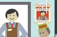 Use the detailed tips in this infographic to help your business rank higher in local search results.