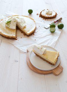 (dit is eigenlijk geen) Key lime pie