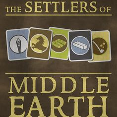 Settlers of Middle Earth