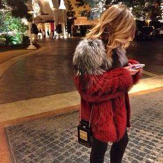 Love fake fur