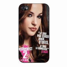 Pitch Perfect 2 Stacie Conrad iPhone 4/4s Case