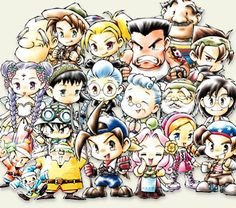 harvest moon magical melody characters