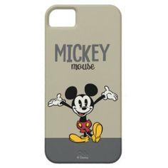 Mickey Mouse 2 iPhone 5 Case