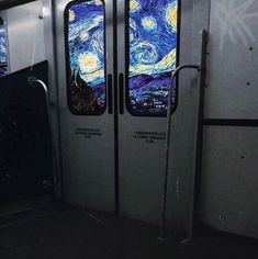 Discovered by ♡Meet The Beatles♡. Find images and videos about art and gogh on We Heart It - the app to get lost in what you love. Starry Night Picture, Van Gogh Arte, Vincent Willem Van Gogh, Art Hoe Aesthetic, Van Gogh Paintings, Art Club, Art Plastique, Artist Art, Picsart
