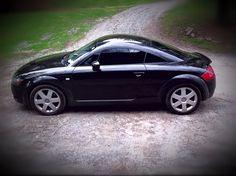 Audi TT_Raven Black Pearl
