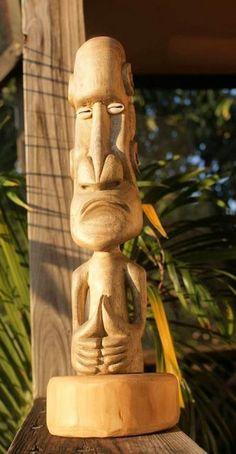 Will carve -- Tiki Central