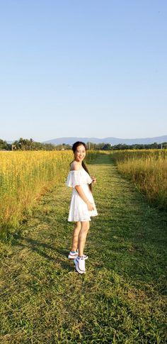 Chiang Rai, White Dress, Dresses, Fashion, Vestidos, Moda, Fashion Styles, Dress, Fashion Illustrations