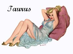 Taurus Zodiac Pin-Up Girl Soap - Choose Your Scent