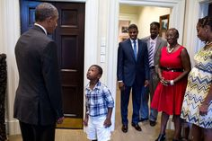 The President of the United States of America - These Are White House Photographer Pete Souza's All Time Favorite Photos Of President Obama