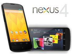LG NEXUS 4 SPECIFICATIONS