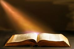 The Word of God is alive and active, and it's a discerner of thoughts and intents of the mind