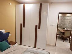 Interior Design Living Room, Living Room Decor, Bedroom Decor, Open Wardrobe, Wardrobe Design, Guest Bed, Design Trends, Master Bedroom, Cupboards