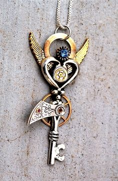 Wow - I would love this little necklace.