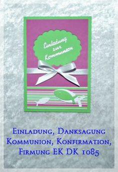 danksagung, einladung konfirmation, kommunion oder firmung, 1051, Einladungen