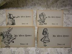 AIW~Name cards