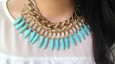 Necklace W/ Pendants