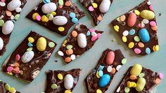 Easter Candy Bark | Dashrecipes.com