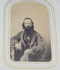 Possibly Thomas Cobb in 1862 by Charleston Sells, via Flickr