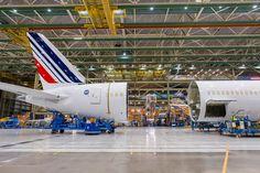 Boeing 787 : le 500ème pour Air France - Air&Cosmos
