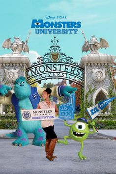 2c0824db28c Deanna at Monsters University