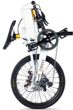 IFMove - folding bicycle